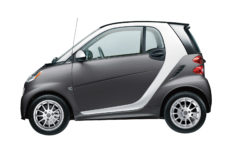 SMART Fortwo MHD (3 jours minimum)